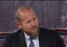 Trump replaces campaign manager Brad Parscale, as polls show Biden well ahead