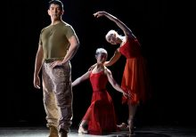 Veteran who survived coronavirus now on front lines of helping others through power of dance