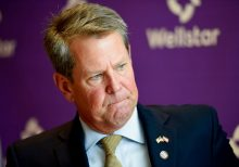 Georgia Gov. Kemp sues Atlanta to block mandatory mask rule, saying local leaders want to 'undermine econom...