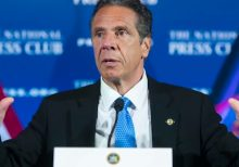 Cuomo, facing criticism for COVID handling, blames Trump for virus coming to New York