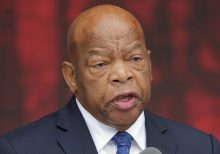 US Rep. John Lewis, civil rights icon, dead at 80