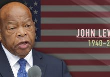John Lewis, civil rights icon, congressman for 33 years, dead at 80