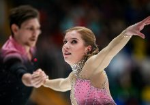 Australian figure skater Ekaterina Alexandrovskay, 20, dies; second Olympian death this month