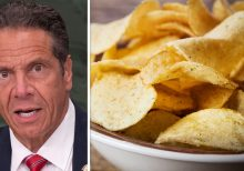 NY pub offers 'Cuomo Chips' to comply with new coronavirus rule on food, booze