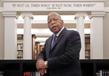 Chad Pergram: John Lewis had a steely resolve