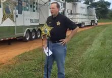 Florida sheriff investigates triple homicide on lake: 'This is a horrific scene""
