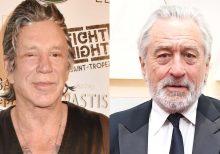 Mickey Rourke calls Robert De Niro 'big f--king crybaby,' reignites decades-long feud