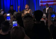 Kanye West gets emotional on pro-life cause at freewheeling South Carolina event: 'No more Plan B. Plan A.'