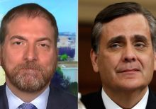 Chuck Todd labeled worse than CNN's Jim Acosta by Jonathan Turley after airing out-of-context McEnany clip