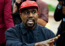 Kanye West deletes tweet about divorcing Kim Kardashian: report