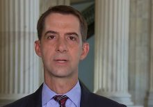 Tom Cotton rips NY Times for running China scientist's op-ed slamming US virus response