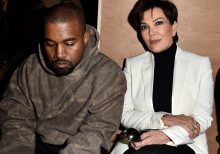 Kris Jenner breaks social media silence after Kanye West's tweetstorm insults