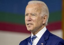 Biden campaign clarifies claim Trump 'first' racist president, after past slave owners noted