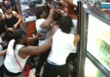 NYPD releases video of violent assault, injuring woman and her father