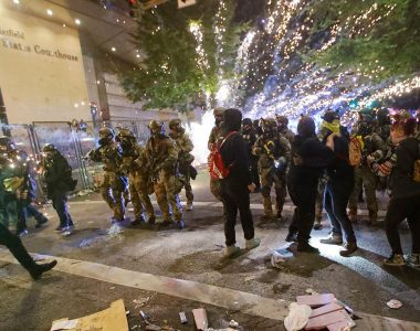 American mayhem: More rioting and lawlessness in cities across US