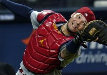 Yadier Molina Confirms Yankees, Mets, Angels Among Teams to Show Interest in FA