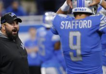 Matthew Stafford on Matt Patricia's Future as Lions HC: 'It's Not My Decision'