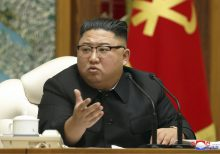 NKOREA VIRUS PANIC: Capital shut, executions ordered...