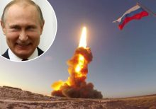 Russia tests 9,000mph missile that can blow up satellites...