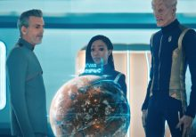 'Star Trek Discovery' season 3, episode 7 recap: The series' strong start feels like a different show entirely