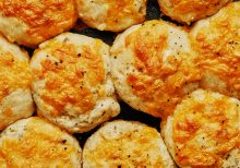 Turn Your Leftover Mashed Potatoes Into Big Fluffy Biscuits