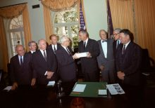 On This Day, Nov. 29: LBJ establishes Warren Commission