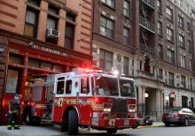 Union Poll: Majority of NYC Firefighters Will Refuse Vaccine