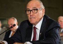 Giuliani Hospitalized After Testing Positive for COVID