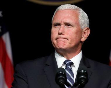 Pence Asks Judge to Reject GOP Congressman's Elector Lawsuit