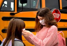 CDC Study Shows Low COVID Spread in Schools