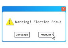 Next Step in Democracy's Destruction? Enduring Election Fraud