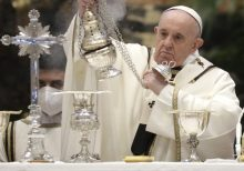 Pope Calls for Reconciliation, Healing Over Canada School Discovery