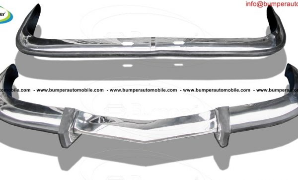 BMW-2800CS-E9-bumper