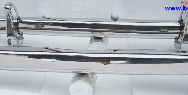 Mercedes-Ponton-220S-W180-bumper-1954-1960-by-stainless-steel