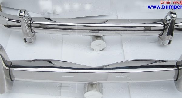 Mercedes-Ponton-220S-W180-bumper