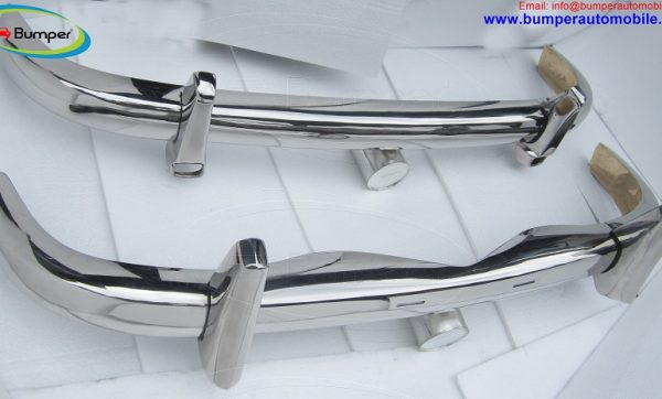 Mercedes-Ponton-220S-W180-bumper-full-set