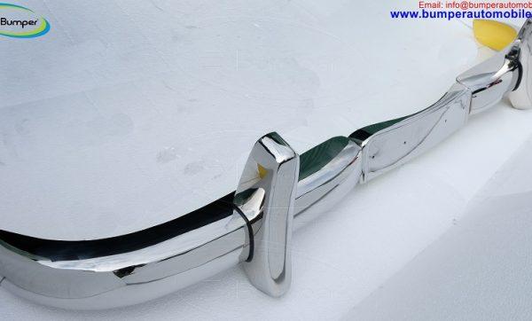 Mercedes-Ponton-220S-bumper-front