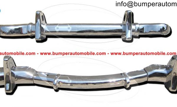 Mercedes-W190-SL-bumper-1955-1963-stainless-steel-1