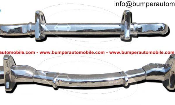 Mercedes-W190-SL-bumper-1955-1963-stainless-steel