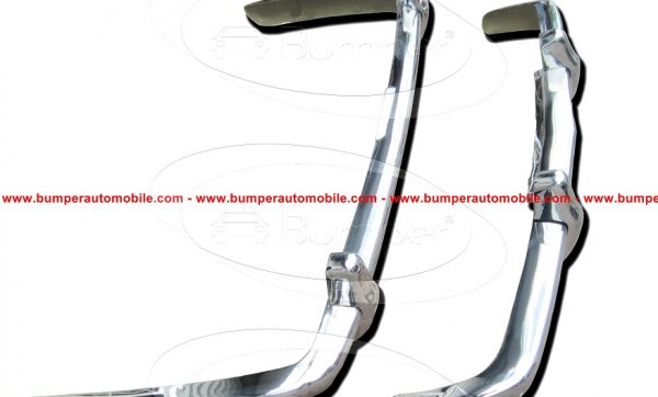 Rolls-Royce-Silver-Shadow-bumper-in-stainless-steel-1965-1977