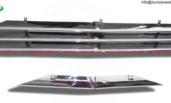 Mercedes-190SL-grill-bumper
