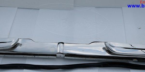 Mercedes-W108-bumper-rear