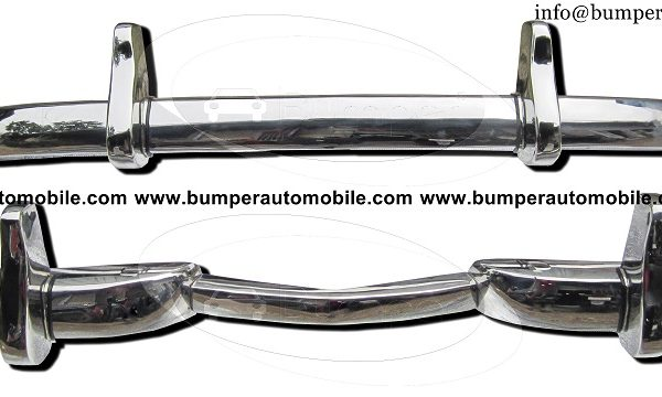 Mercedes-W186-300-bumper-1951-1957-stainless-steel