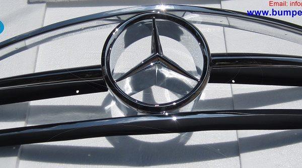 Mercedes-W190-SL-Grille-5