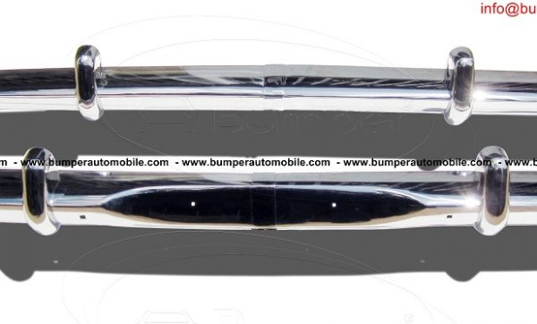 Opel-Rekord-P2-bumper-1960-1963-in-stainless-steel