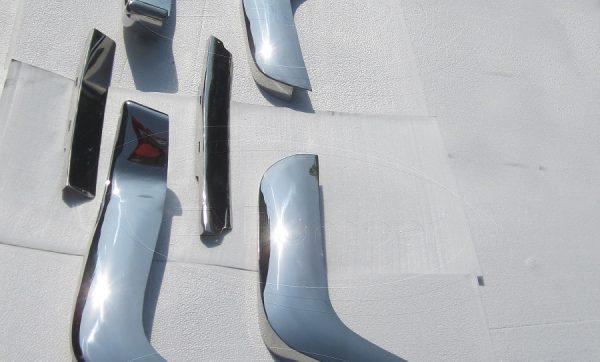 Volvo-P1800-Jensen-Cow-Horn-bumper-set