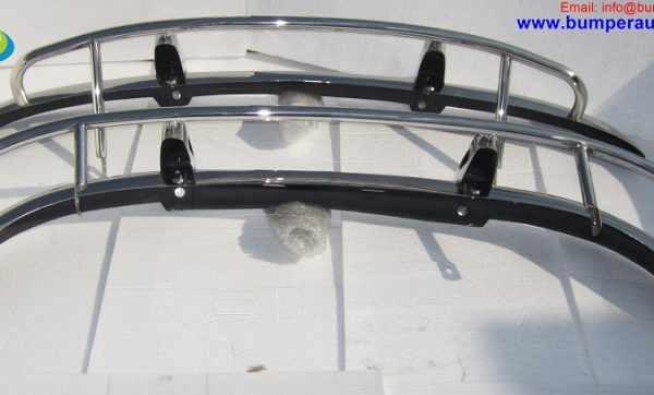 Volvo-PV-544-US-type-bumper-in-stainless-steel-3