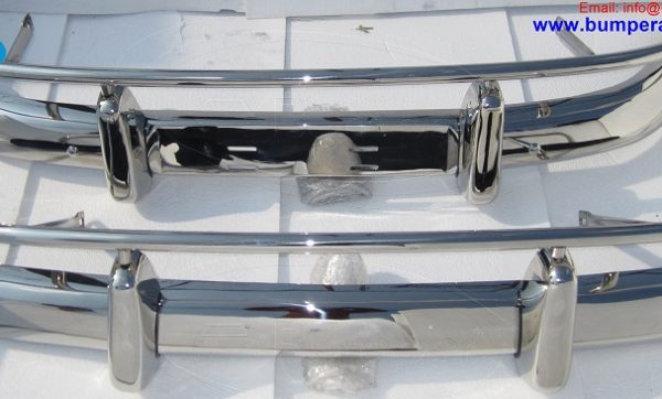 Volvo-PV-544-US-type-bumper-in-stainless-steel