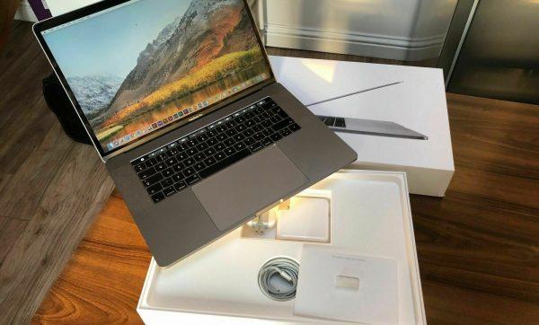 Details-about-Apple-MacBook-Pro-1522-2018-TouchBar-2.2ghz-Quad-Core-i7-16gb-256GB-SSD-Grey-1