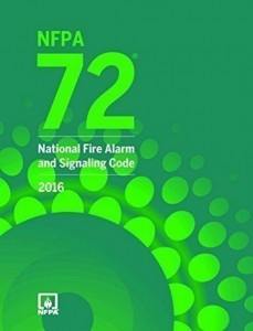 NFPA 72: National Fire Alarm and Signaling Code, 2016 Edition Free Shipping